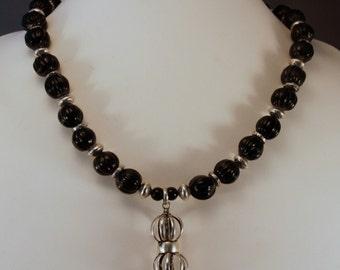 Tibetan Dorje Necklace
