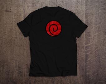 Uzumaki Shirt,Naruto Cosplay, Naruto Uzumaki, Anime Shirt, Manga Shirt, Kushina, Karin, Pain, Nagato, Uzumaki Clan, Shippuden, Anime Cosplay