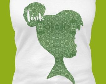 Women's Tinkerbell Shirt