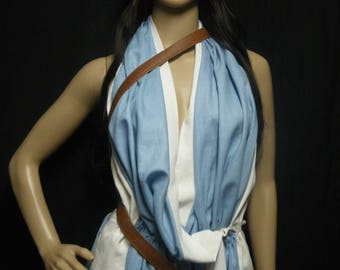 Costume inspired by Melitta From Spartacus Custom made to your size