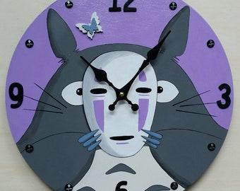 Wall Clock Painting