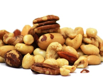 Gourmet Raw Mixed Nuts by Its Delish