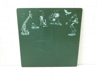 Vintage Children's Chalkboard, Children's Playroom, Wall Chalkboard / Wall board, Farmhouse