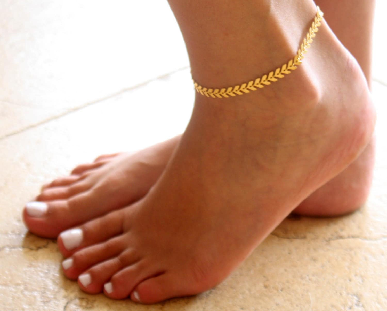 jewelry anklet gold delicate product hugerect and summer ankle beach anklets bracelet turquoise