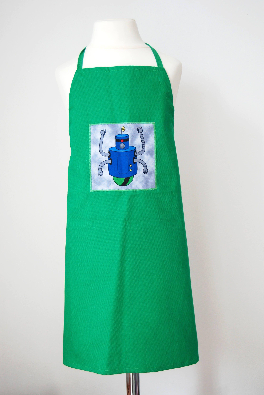 apron child kitchen apron progressive apron robot