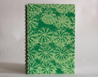 Vintage Notebook Cactus