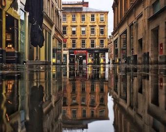 Exchange Place, Glasgow.
