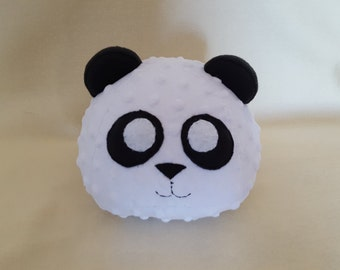 Small Mini Panda Plush, Stuffed Panda Plushie