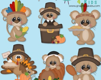 Pilgrim clip art etsy thankful squeaks digital clipart clip art for scrapbooking party invitations instant download clipart voltagebd Gallery