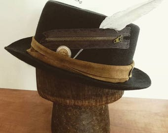 Handmade Hats - Wool / Felt - Customized
