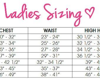 Jocole Sizing Guides - doll, nb, 3m, 6m, 12m, 18m, 2, 3, 4, 5, 6, 7, 8, 10, 12, 14, xs, s, m, l, xl, xxl, xxxl