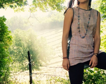 Tunic Khadi Organic Cotton