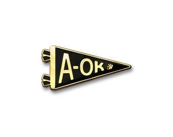 A-OK Pin