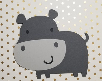 Hippo Cutout