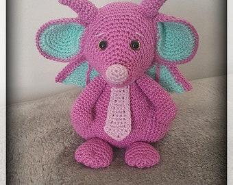 The small chimera crochet tutorial