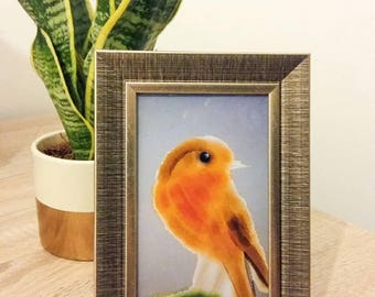 craftoholictamina Sale - Printable Digital Instant Download of Robin / Digital Art