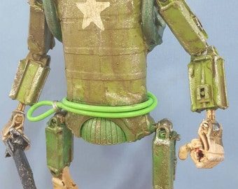 assemblage robot berserker