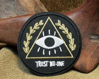 SALE #HonorSacrifice ~ Eye of Providence Patch