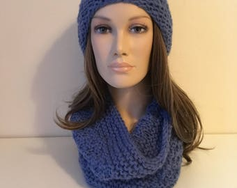 Snood matching accessory for women