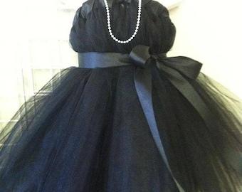 Audrey Hepburn Inspired Tutu Dress