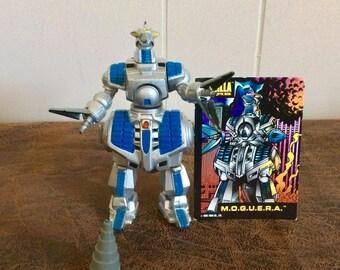 Godzilla Toy-Electronic Moguera Toy & Trading Card-Godzilla Action Figure-Classic Godzilla-Moguera-Godzilla King of the Monsters