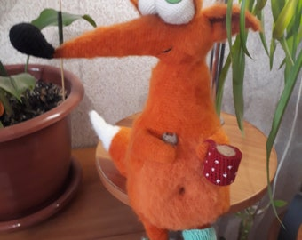 Lisa Bona; Fox Bona; Amigurumi Animals
