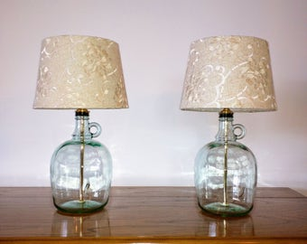 Table Lamp, Bedside Lamps, Small Table Lamp, Set Of 2 Table Lamps,