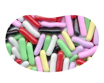 Jelly Belly Jelly Beans - Licorice Pastels - 1LB Bag