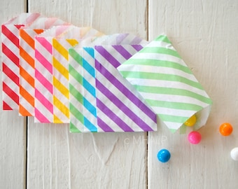 Great Parties - Sweet Mini Favor Bags from Mary Had a Little Party
