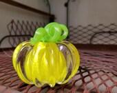 Bright Yellow Mini Pumpki...