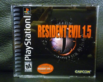 Resident Evil 1.5 PS1, 5 copies