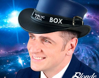 Police Box Top Hat