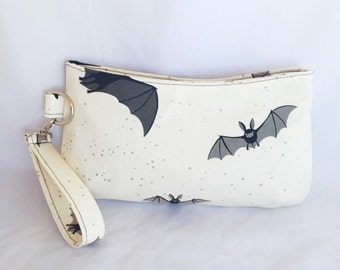 Bat, Bats, Rockabilly, Pinup, pinup inspired, Purse, Bag, Wristlet, Handbag, Clutch