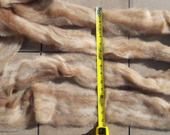 Natural Alpaca Roving