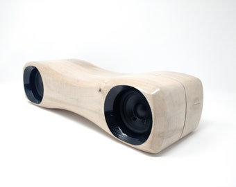 Portable Wood Speaker with Bluetooth - a18204