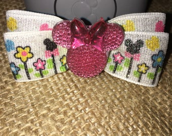 Flower & Garden Magic Band Bow