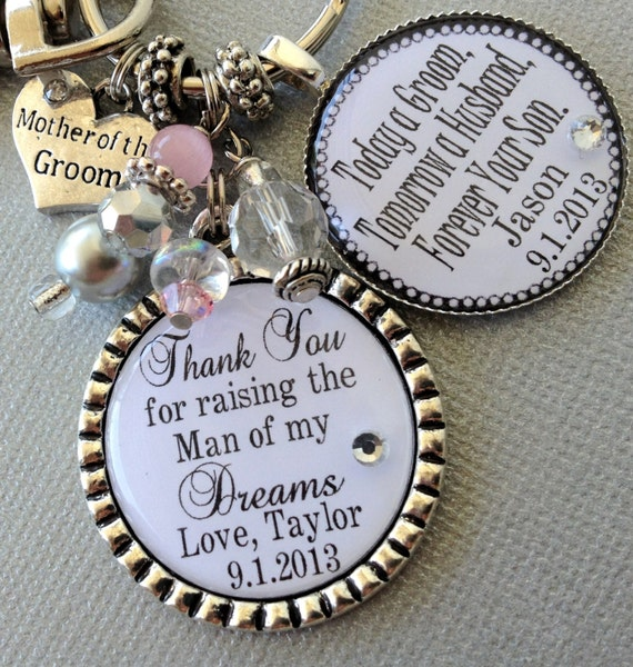 Bridal Gift From Mother: PERSONALIZED Mother Of The BRIDE Gift MOTHER Of The Groom