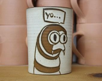 Yo Caterpillar Mug