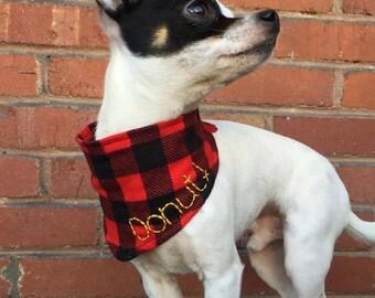 Dog bandana scarf / Bandana for dog