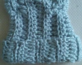 Crochet Cat Ear Hat
