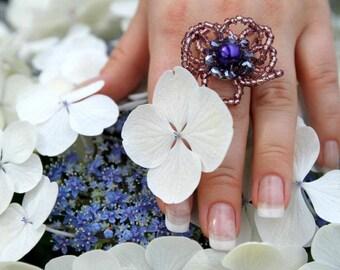 Romantic mood ring