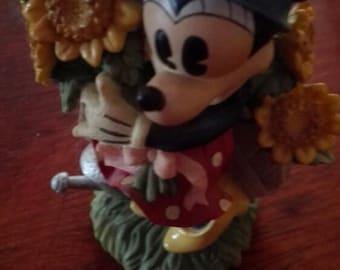 Minnie Mouse Home Grown Enesco figurine
