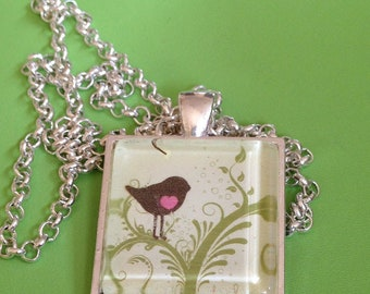 Little Bird pendente collana