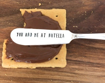 birthday gifts for bestfriend, bestfriend gift, nutella gift, gifts for foodies, foodie gifts, you had me at nutella