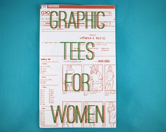 Graphic Tees...For Women! Zine