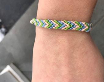 Ocean Breeze Friendship Bracelet