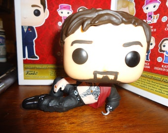 Once Upon a Time Captain Hook Chest Hair Custom Funko