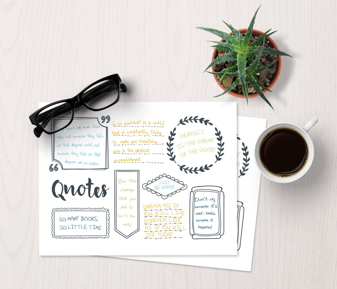 Quotes Journal Bujo Quote Template Bullet Journal Quotes Bullet Journal