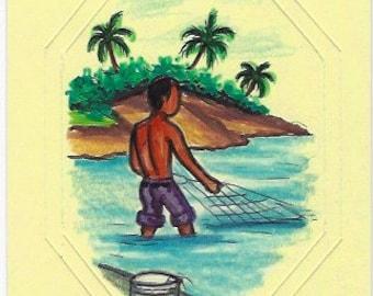Haitian cards 5 for 8 dollars