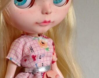 original custom blythe simply love me by JollyBlytheDolls